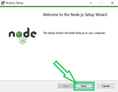 Node.js公式ホームページの画像